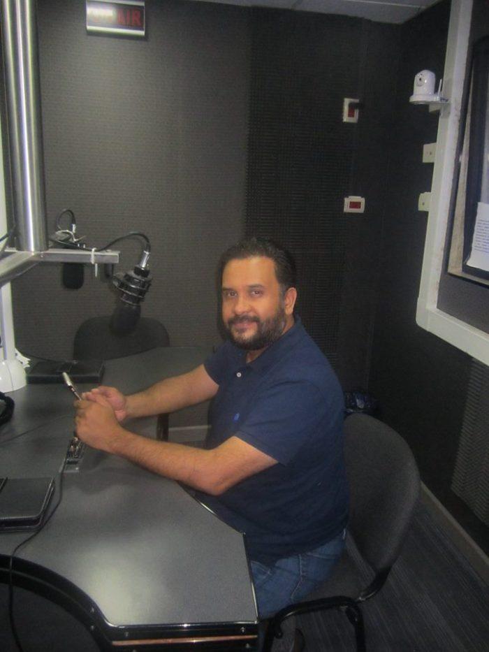 Mario Candia Director de la Cineteca Alameda