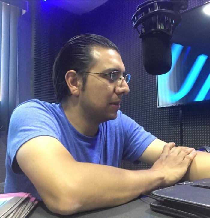 Lic. José Sánchez, director general de Juntos A.C