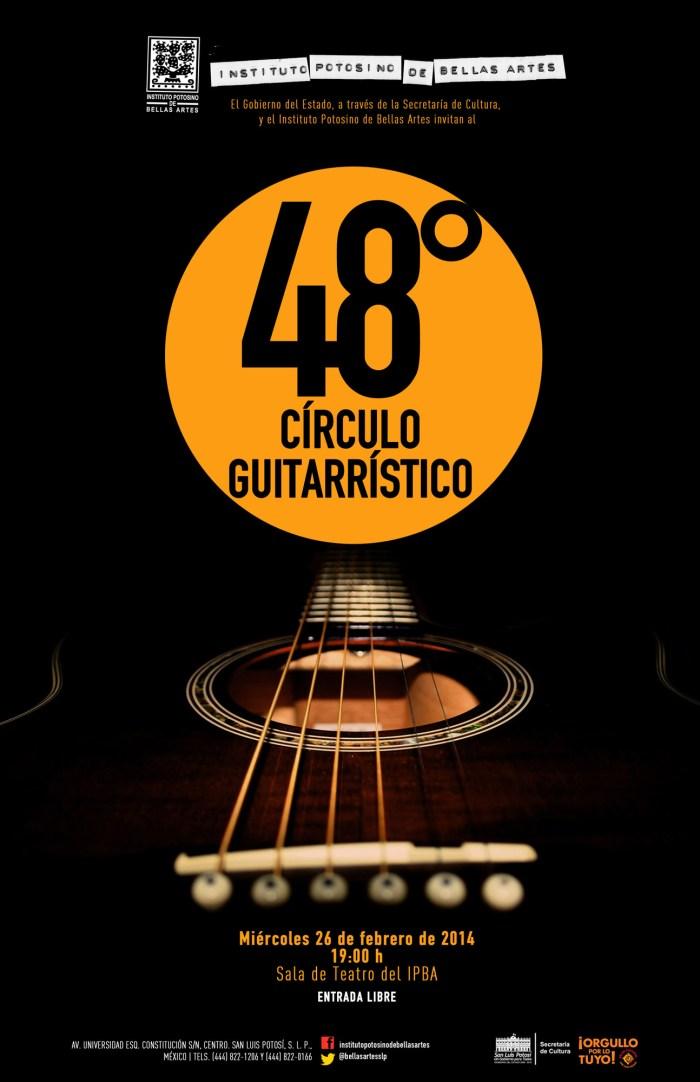 48 circulo guitarristico
