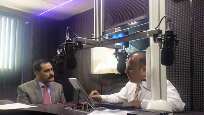En vivo por Noticieros 7 Radio por Magnética 107.1Fm en entrevista Julio Cesar Pérez Ramírez Director de Fuerzas Municipales estamos hablando sobre el operativo del día de muertos.