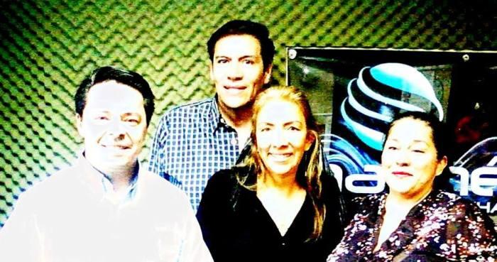 Ramón Rodriguez Pecina ,Juan Carlos Oliva ,Francisca Resendiz Lara y Ma Guadalupe Gonzalez Moctezuma