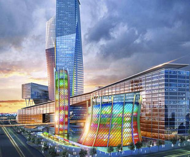 En Corea del Sur, también se espera una increíble urbe sostenible de la que en 2009 ya se inauguró la primera fase. Diseñada por Kohn Perderson Fox, se denomina Songdo City y es la primera ciudad ubicua, capaz de integrar ordenadores en sus calles.