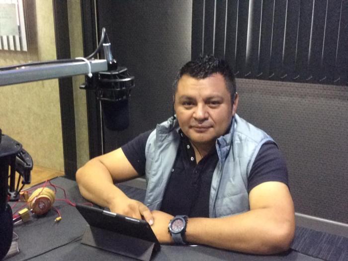 Pastor Alejandro Zárate de la Iglesia Conquistando Fronteras San Luis Potosí