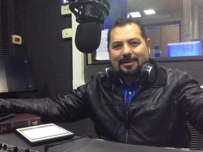 Pastor Juan Carlos Chevaile de la Iglesia Fuente de Bendición