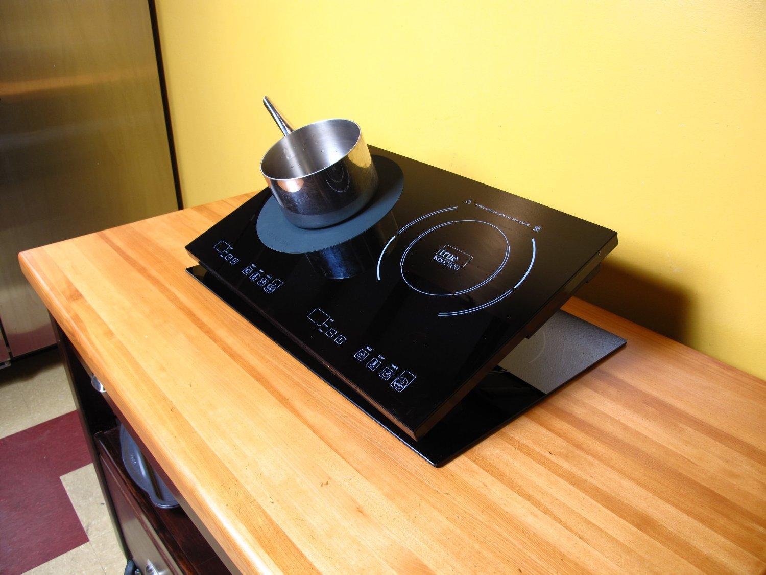 Magnetic Induction Cooktops