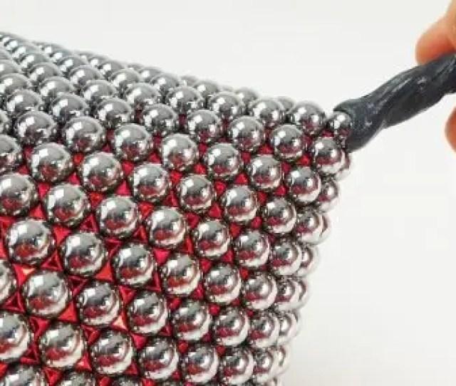 Magnet Octahedron Light And Slime Magnetic Games