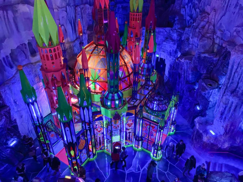 Meow Wolf's Convergence Station - Denver