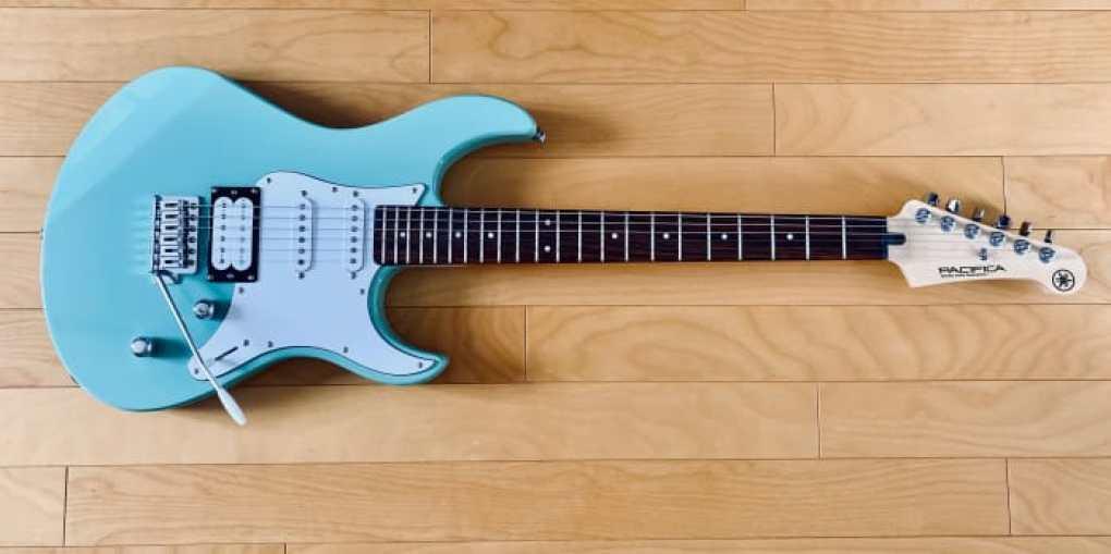Yamaha Pacifica Guitar