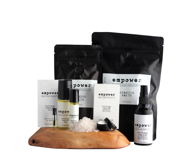 Empower Bodycare Topical Oils CBD