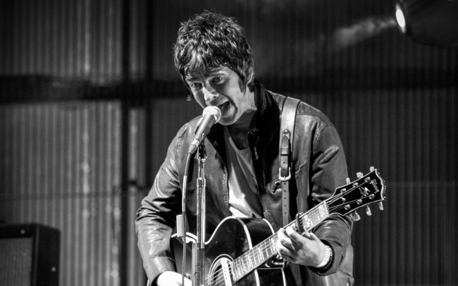 Noel Gallagher | Oasis | MELT 2009