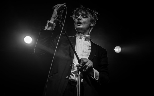 Pete Doherty Live Music Hall Cologne