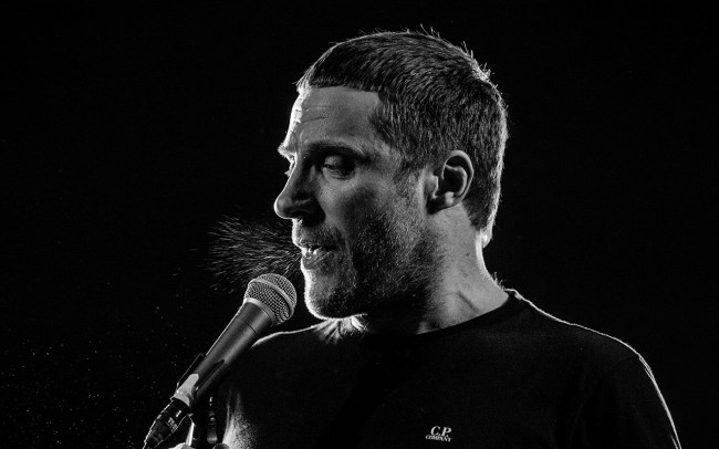 Jason Williamson | Sleaford Mods | Melt 2016
