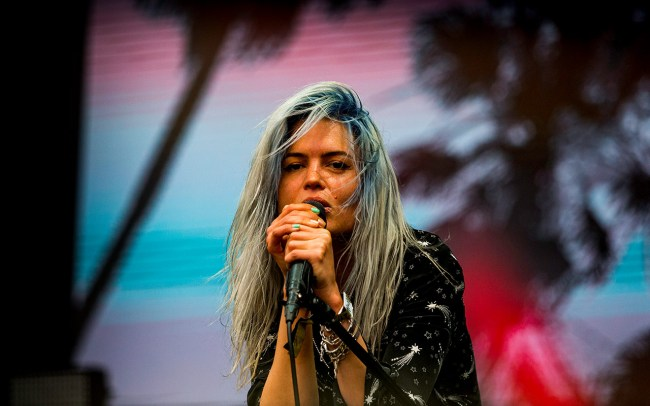 Alison Mosshart The Kills Melt