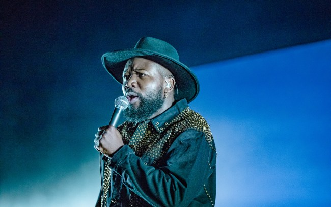 Young Fathers |Columbia Theater |Berlin