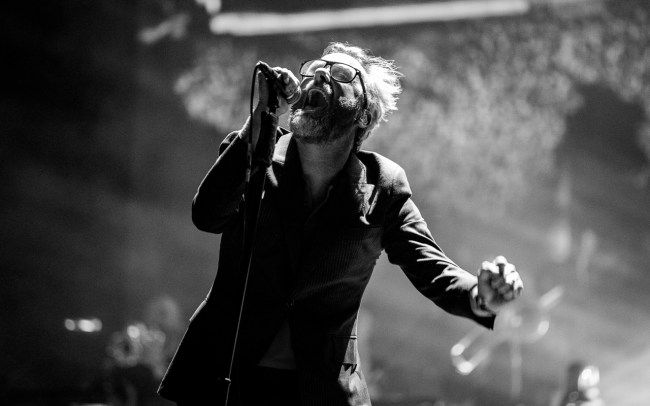 Matt Berninger The National Primavera Sound 2018 Barcelona Spain