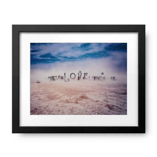 Burningman Love