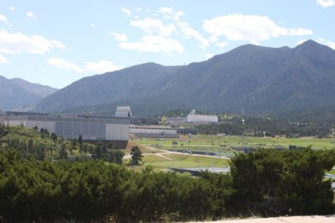 The US Air Force Academy