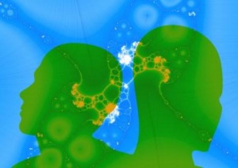 lien d'intrication quantique