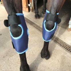 New Magnetic Hock Boots