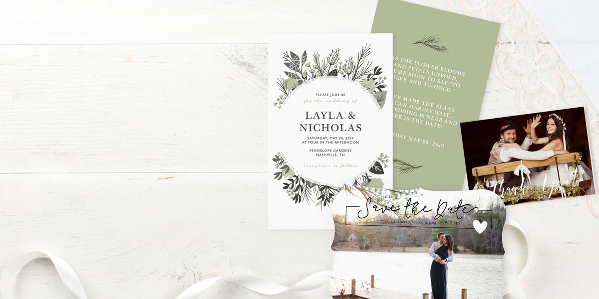 wedding stationery timeline when to