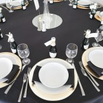 Modern Classic Napkin Folding For Weddings Magnetstreet Wedding Blog