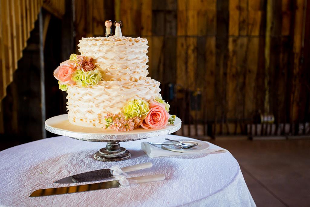 Orchard Wedding And Barn ReceptionOrchard Wedding And Barn