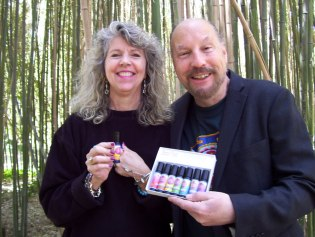 Takara with Sound Healing Pioneer Jonathan Goldman and the Essence of Sound