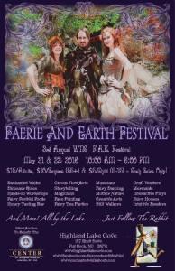 Faerie (fairy) and Earth Festival