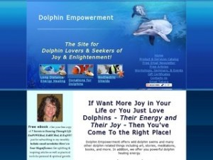 Dolphin Empowerment with Debbie Takara Shelor