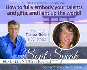 How to Fully Embody Your Talents & Gifts, & Light Up the World!