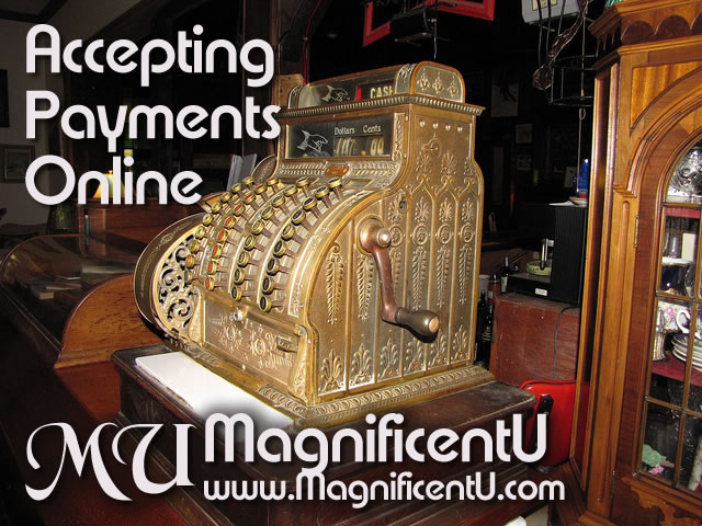 Accepting Payments Online