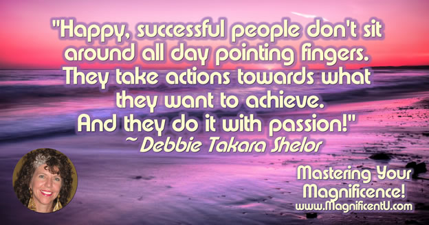 Happy Successful Quote by Takara