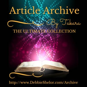 Article Archive by Bestselling Author Debbie Takara Shelor