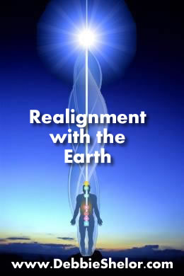 Realignment with earth energies