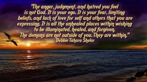 Quote by Debbie Takara Shelor