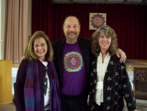 Andi Goldman, Jonathan Goldman, with Takara