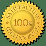 Satisfaction Gurantee
