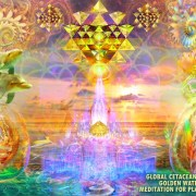 Free Golden Water Dolphin Meditation for Planetary Healing Spring Equinox