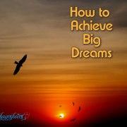 Achieve Big Dreams by Takara