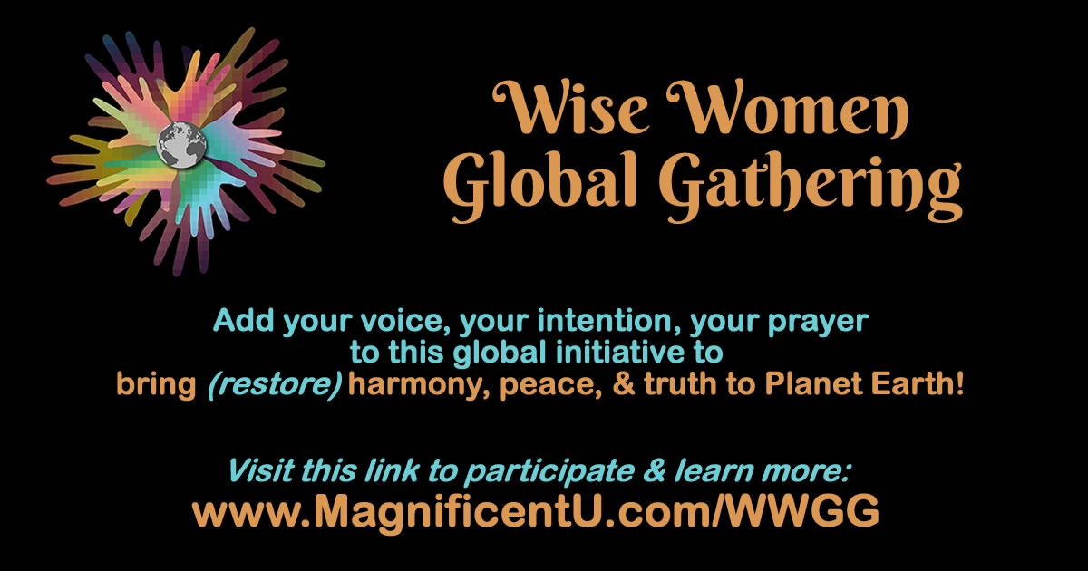 Wise Women Global Gathering Global Meditation Prayer
