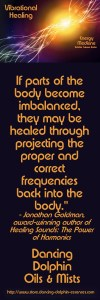 Energy Healing Vibrational Medicine