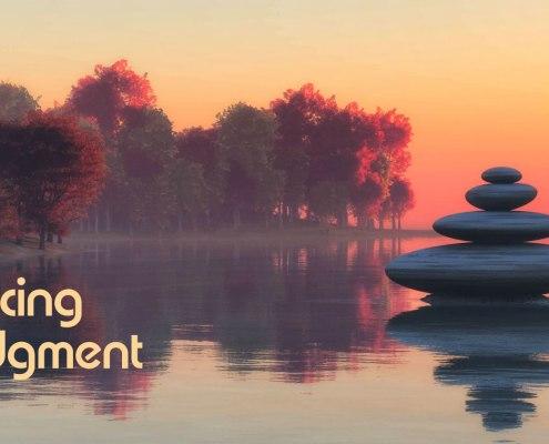 Practice Peace Non-Judgment