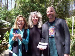 Andi Goldman, Takara, & Jonathan Goldman with Dancing Dolphin Essence of Sound