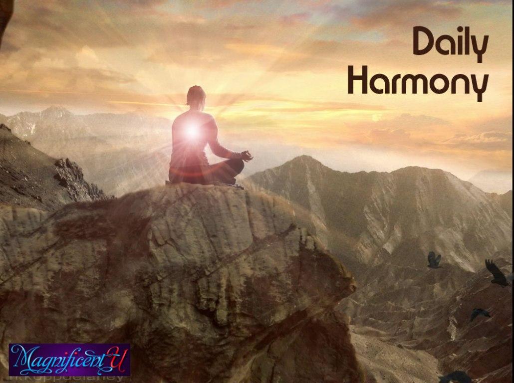 Free Guided Meditation Daily Harmony by Takara