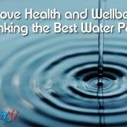 Improve-Health-Water