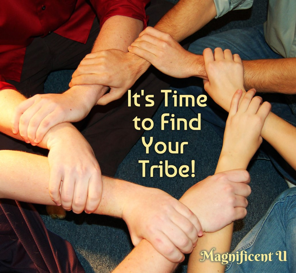 Find Your Tribe of Like Minded Friends