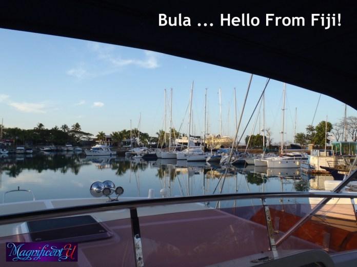 Bula Hello From Fiji