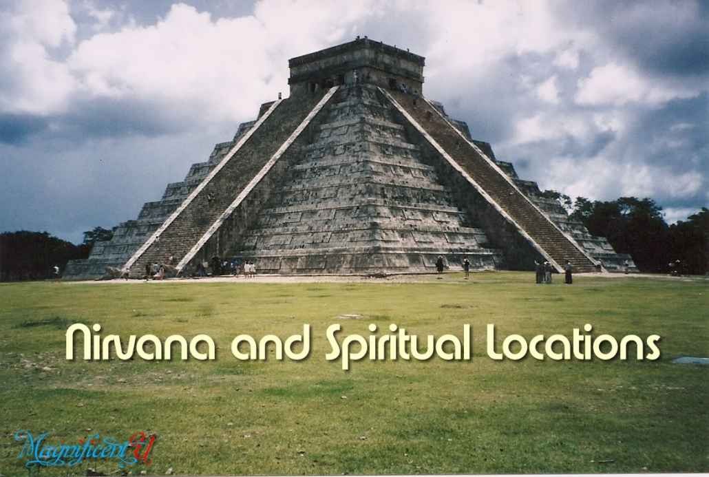 Nirvana, Spiritual Locations, Chichen Itza