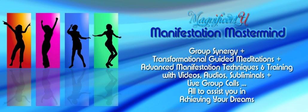 Magnificent U Manifestation Mastermind Goal Achievement