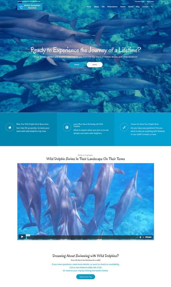 Wordpress Blog Design Sample